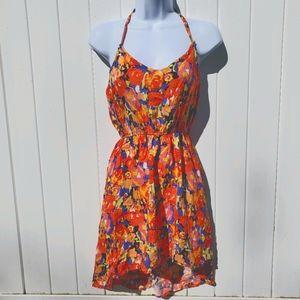 Floral Material Girl Dress